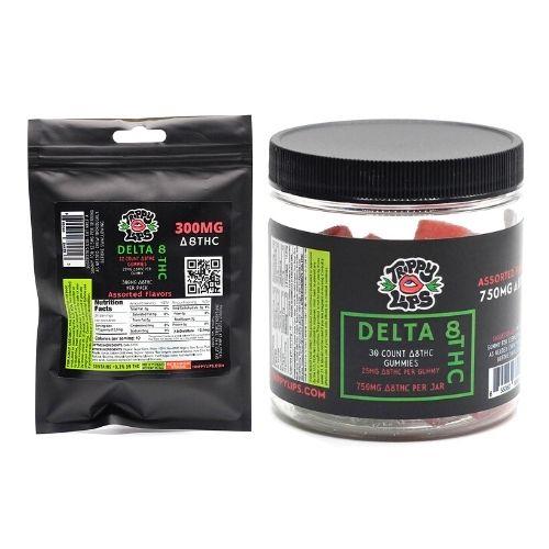 Delta 8 (Δ-8 THC) Gummies